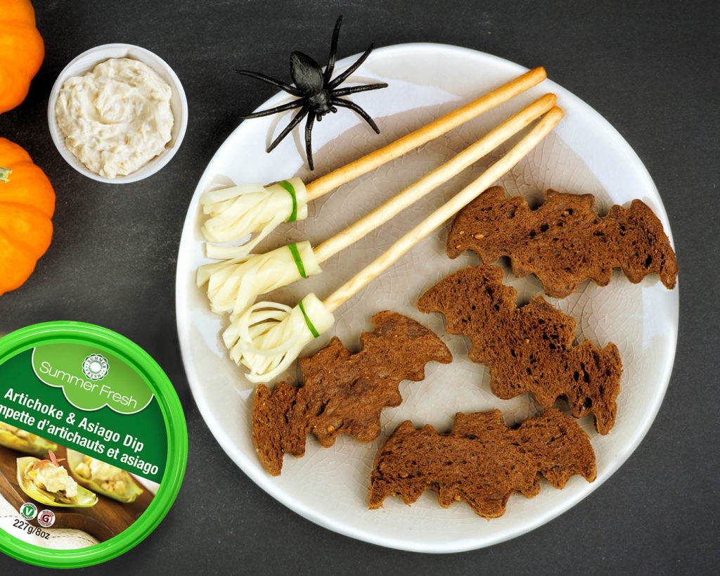 spooky halloween appetizers – summer fresh